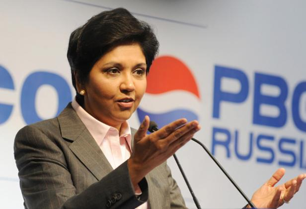 Business Savvy Women - PepsiCo CEO