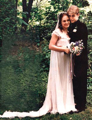 Image result for macaulay culkin and rachel miner wedding