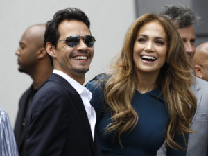 Is Marc Anthony in the Middle of JLo and Drake?