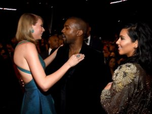 Kim, Kanye, Taylor and The Best Celeb Fights of 2016
