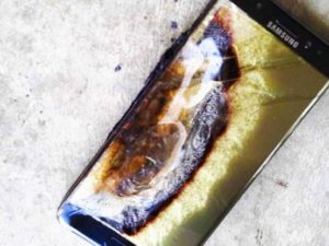 Samsung Battery Explosion: Could It Happen To You?