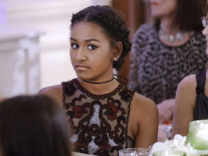 The Real Reason Sasha Obama Was Not at Her Father's Farewell Address