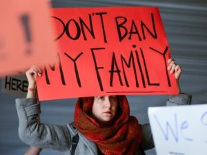 President Trump's Temporary Immigrant Ban: Lawyers Respond With Action