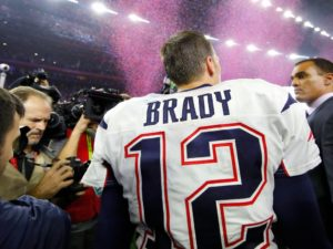 Tom Brady's Super Bowl Game Jersey Was Stolen Moments After The Game Ended