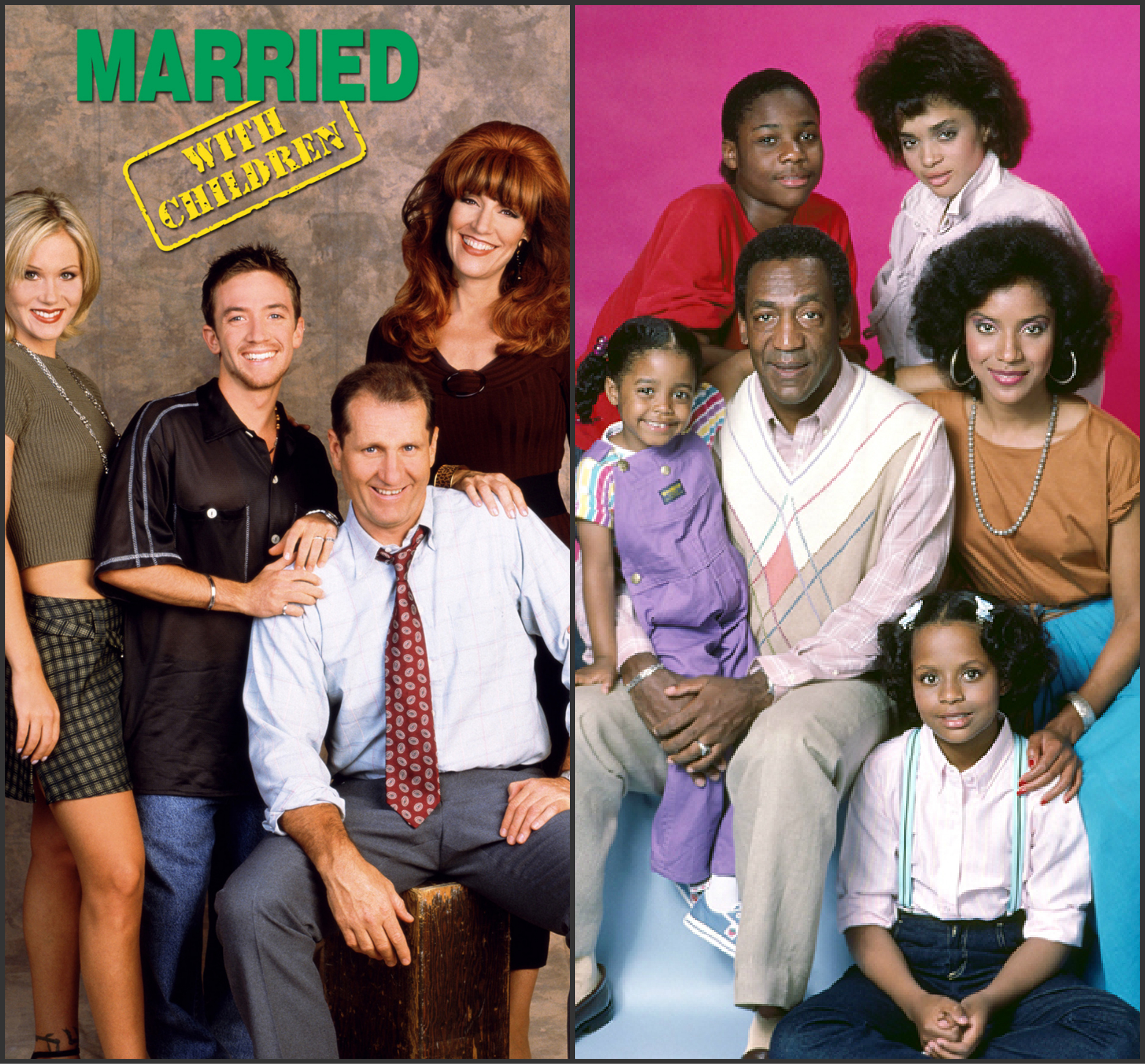 married with children - cosbys